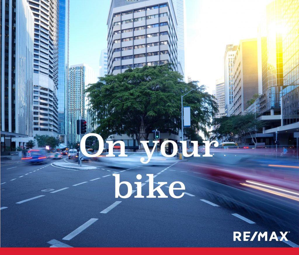 On your bike! Should transport infrastructure be important to buyers?