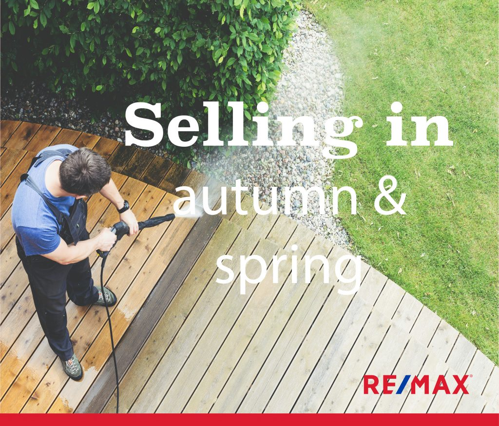 Selling in autumn and winter